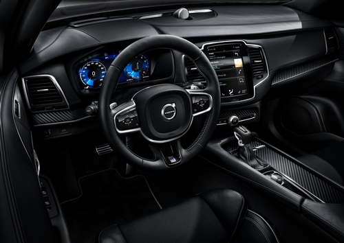 volvo xc90 r design interieur